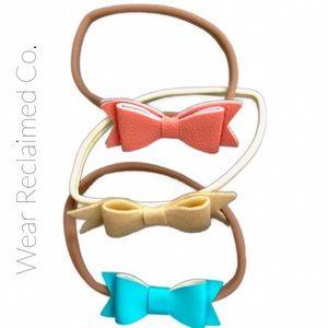 🛍 3/$30 Set of 3 Never Worn Headbands.